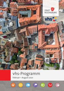 vhs-Programm Frühjahr-/Sommerprogramm 2021