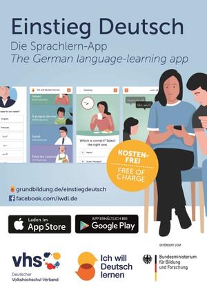 App Einstieg Deutsch